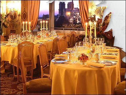 Quelle est la spécialité du restaurant la Tour d'Argent ?