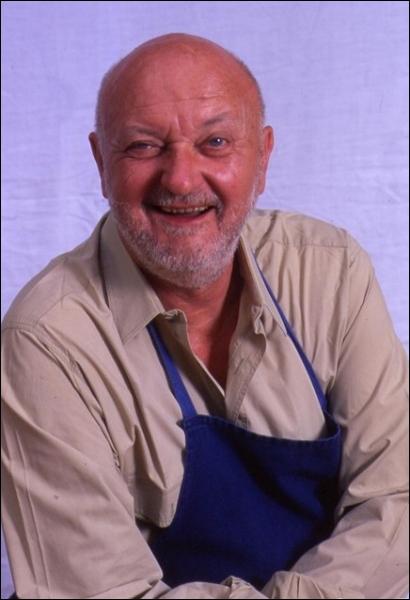 Comment s'appelle ce célèbre cuisinier français ?