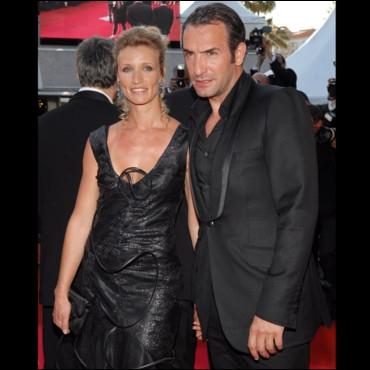 Alexandra Lamy et Jean Dujardin sont ils vraiment ensemble dans la vie commune ?