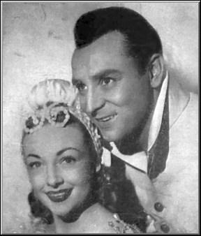 Quel est ce couple de chanteurs récemment disparus, spécialistes de l'opérette dans les années 50 à 70 ?