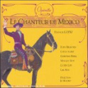 Avec la vedette de la question 1 dans le rôle titre 'Le chanteur de Mexico' met en scène Vincent Etchebar et ses amis Bilou et Cricri. Qui interprétait les rôles de Bilou et Cricri ?
