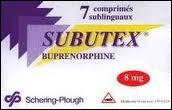 Quelle est l'action du Subutex ?