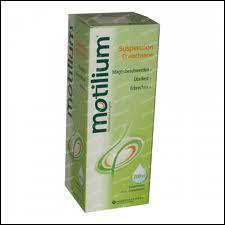 A quelle occasion votre médecin vous prescrit-il du Motilium (Dompéridone) ?