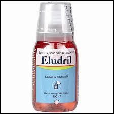 A quelle occasion l'Eludril est-il prescrit par votre médecin ou conseillé par votre pharmacien ?