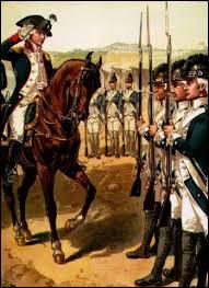 """Les insurgés s'organisent et créent """"l'armée continentale"""" pour faire face à la répression. Qui en est le commandant en chef ?"""