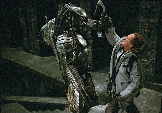 Quel est ce film avec deux horribles monstres ?