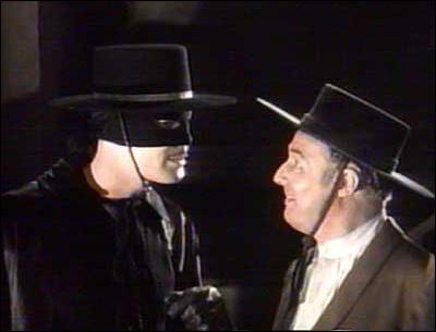 Qui est le serviteur muet de Zorro ?