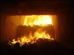 Comment appelle-t-on l'usine dans laquelle sont brûlés les déchets non recyclables ?