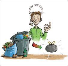 Dans quelle poubelle doit-on jeter les bouteilles en plastique ?