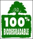 Que signifie 'biodégradable' ?