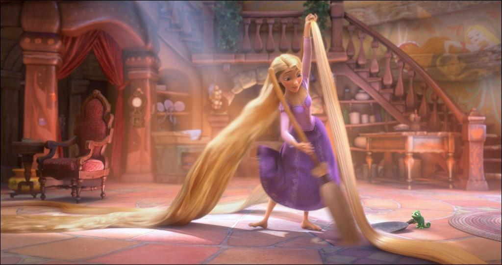 Qui est cette princesse aux longs cheveux ?