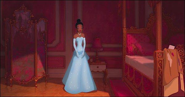 Qui est cette princesse qui rêve d'ouvrir un restaurant ?