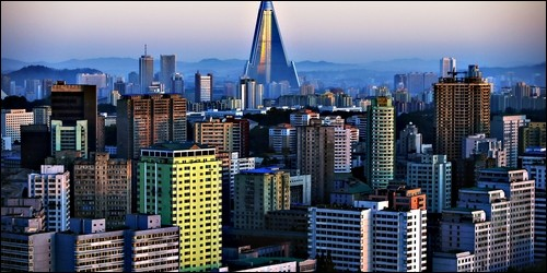 Quelle est la capitale de la Corée du Nord ?