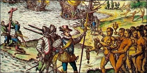 Combien de bateaux ont participé à l'expédition de Christophe Colomb vers l'Amérique en 1492 ?
