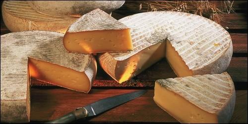 Lequel de ces fromages a une forme ronde ?