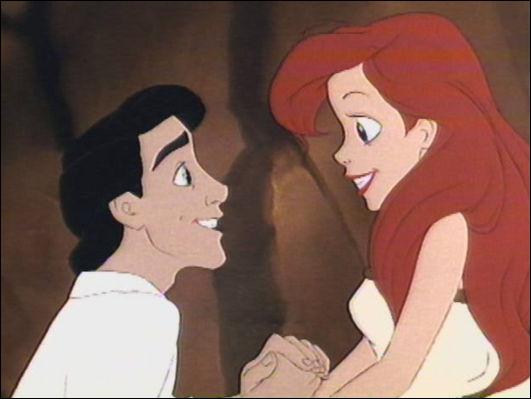 Qui est ce couple mi-humain et mi-sirène ?