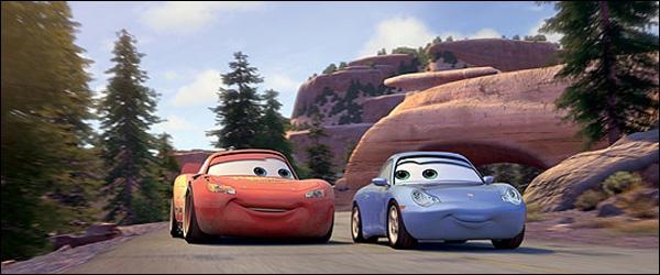 Qui est ce couple de voitures ?