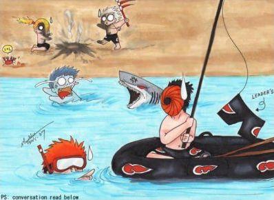Naruto - L'Akatsuki dans tous ses états (4)