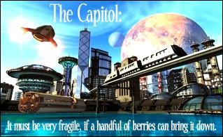 Quelles personnes ne sont pas du Capitole ?