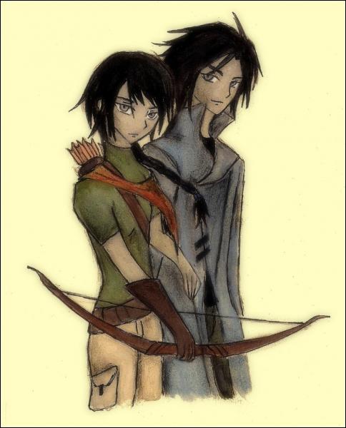 Quel âge avait Katniss lorqu'elle a rencontré Gale ? Et quel âge avait-il, lui ?
