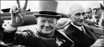 (Sachez bien une chose ! Vous devrez trouver les solutions tout seul ! Ne comptez pas sur moi pour être grossier ! ... On continue ! ) ''Pendant la guerre, Winston Churchill aurait dit : ---------------------.''