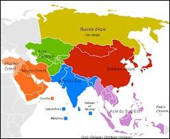 ''Vives tensions en Extrême-Orient ! Il semblerait que -------------------.''