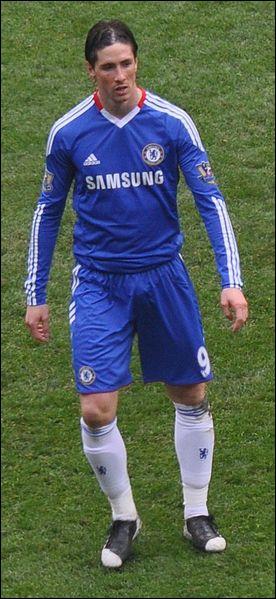 Fernando Torres l'avait reçu en 2006 !