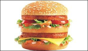 Quel est ce hamburger ?