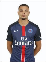 Ce solide défenseur latéral a connu sa première sélection en équipe de France en 2014 :