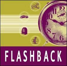 Le mot 'flashback' devrait être remplacé par ?
