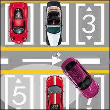 Le 'parking' devrait être remplacé par ?