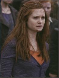 Quel est le patronus de Ginny Weasley ? (dans les films)
