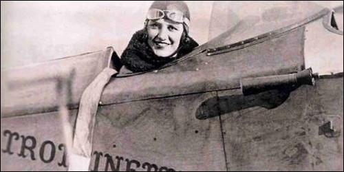 Quelle aviatrice française a parcouru 2 978 km sur monoplan en 1931 ?