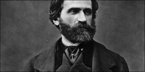 Pourquoi Guiseppe Verdi était-il particulièrement acclamé ('Viva Verdi') en Italie dans les années 1860-1861 ?
