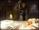 Comment s'appelait l'infirmière, la première victime de Dexter ?