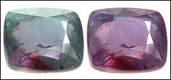 Quelle est cette pierre qui a la particularité de changer de couleur ?