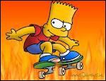 Quel est le vrai nom de Bart Simpson ?