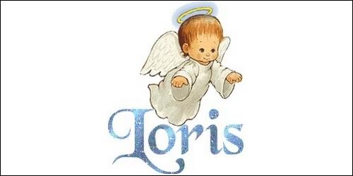 D'où provient le prénom Loris ?