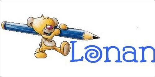 Que signifie Lonan, d'origine gaélique ?
