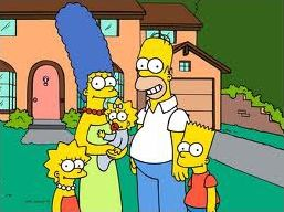 Personnages - 'Les Simpson'