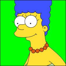 Quel est le nom de jeune fille de Marge ?