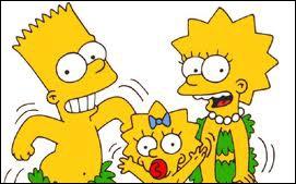 Combien d'enfants les Simpson ont-ils ?