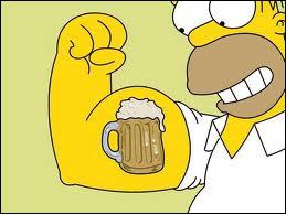Quelle est la marque de la bière qu'aime Homer ?