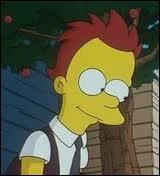 Dans 'les Simpson le film', comment s'appelle l'amoureux de Lisa ?