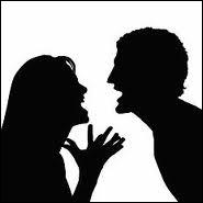 Quel garçon adore passer le temps à se disputer ou dire des vacheries à sa femme ?