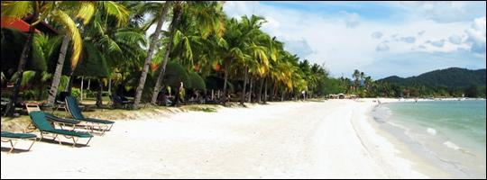 Combien existe-t-il de couleurs différentes de sable de plage ?