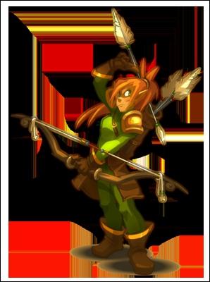 Quelle est la classe dofus d'un archer ?
