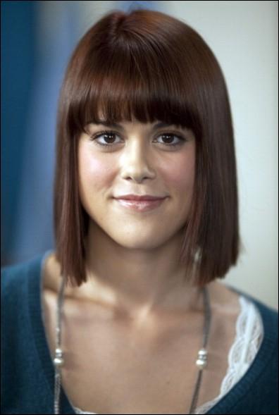 Je suis Paige dans la série. Quel est mon nom dans la vraie vie ?