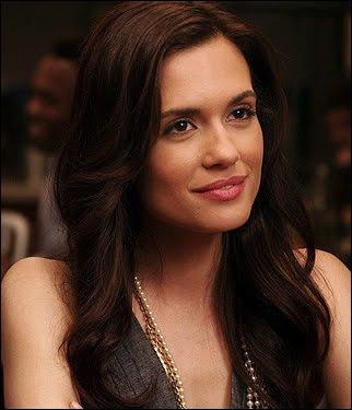 Je suis Melissa dans la série. Quel est mon nom dans la vraie vie ?