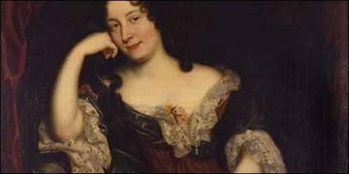 De quel roi Madame de Maintenon était-elle la favorite ?